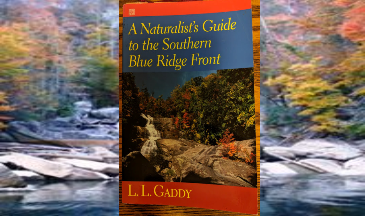 A NATURALIST'S GUIDE TO THE BLUE RIDGE FRONT
