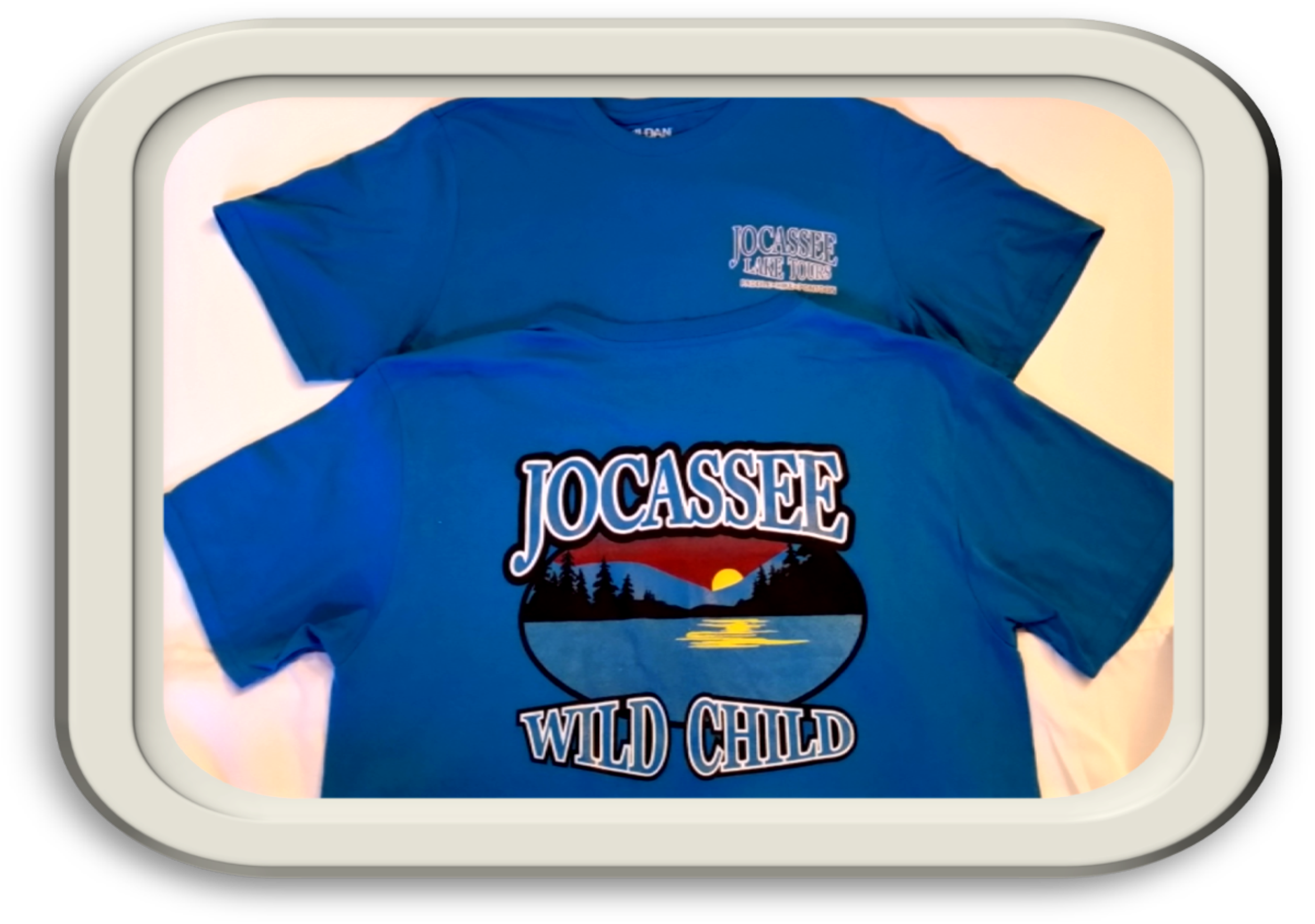 ADULT JLT WILD CHILD T-SHIRTS